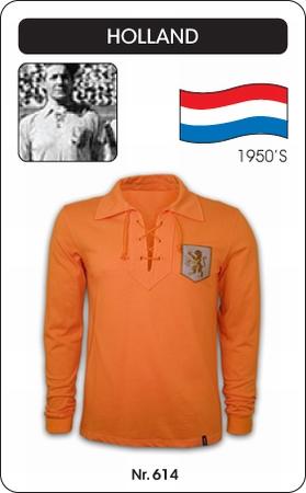 Holland Retro Trikot