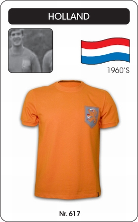 Niederlande Retro Trikot (Holland)