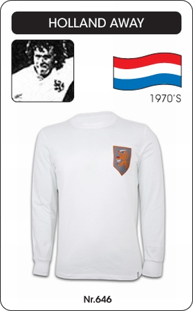 Holland - Niederlande - Netherlands - Retro Trikot
