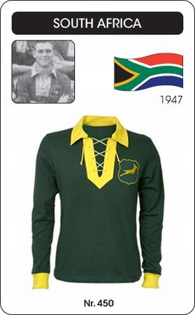 Südafrika Retro Trikot