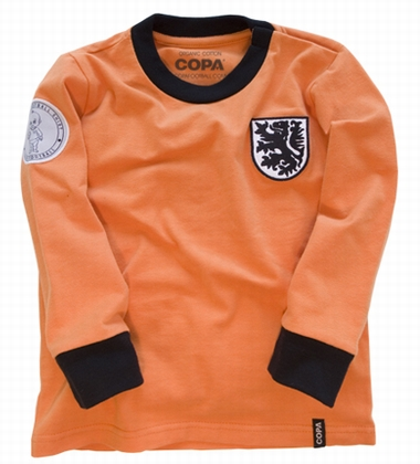 Holland - Baby - Trikot