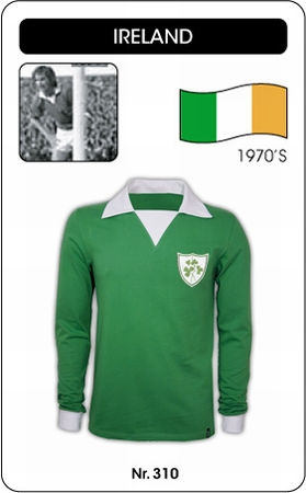 Irland Retro Trikot