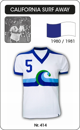 California Surf Retro Trikot