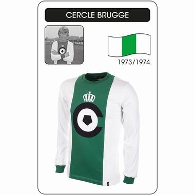 cercle Brugge - Retro Trikot