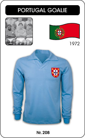 Portugal - 1972 - Torwarttrikot