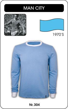 Manchester City Shirt