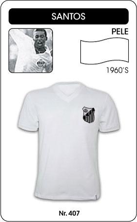 Santos - Pele - Trikot