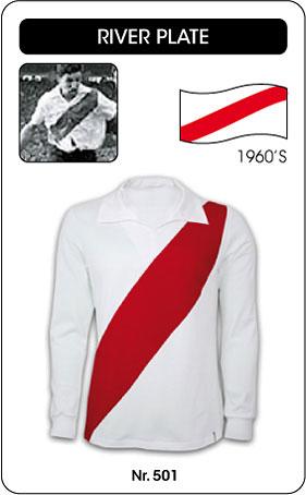 River Plate Retro Trikot