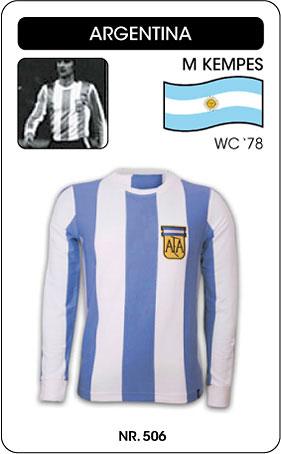 Argentinien World Cup 1978