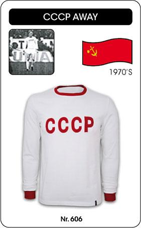UdSSR - CCCP - Retro Trikot