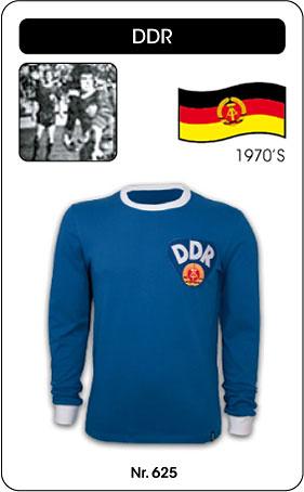 DDR Retro Trikot Langarm