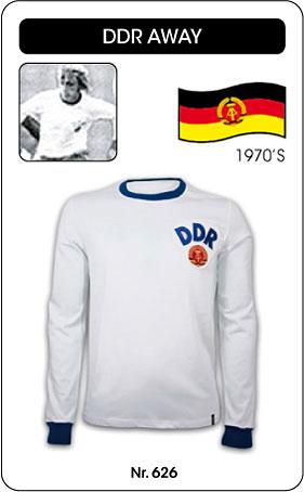 DDR - Trikot