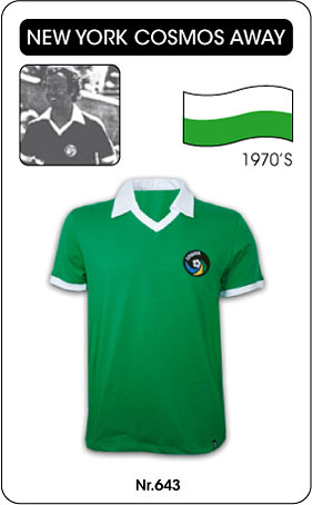 New York Cosmos Shirt