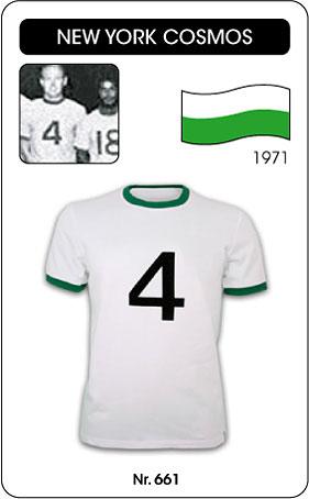 New York Cosmos Shirt