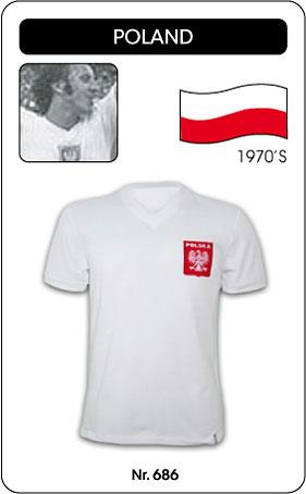 Polen Retro Trikot
