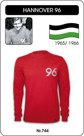 Hannover 96 - 1965/1966 - Trikot