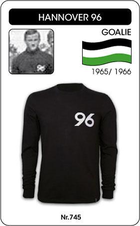 Hannover 96 - 1965/1966 - Torwarttrikot