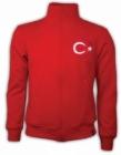 Türkei Retro Fussball Jacke