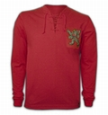 CZECHOSLOVAKIA 1938 LONG SLEEVE - TRIKOT