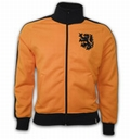 Holland Niederlande Retro Fussball Jacke