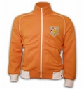 NIEDERLANDE HOLLAND RETRO TRAININGSJACKE