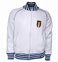 Italien Retro Trainingsjacke Fussball 1982