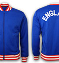 England Retro Trainingsjacke