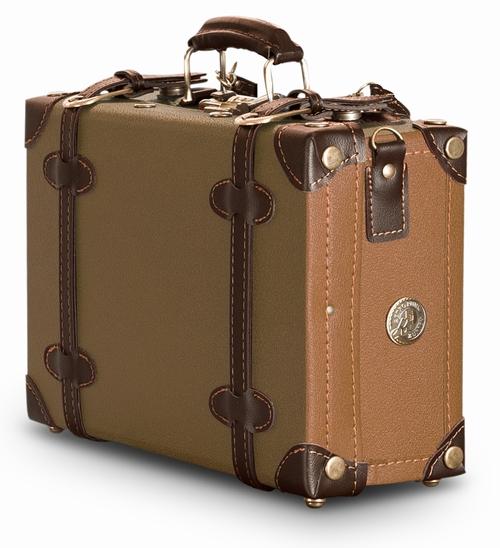 retro punk koffer desert messenger vintage koffer pr sentiert von klang und kleid. Black Bedroom Furniture Sets. Home Design Ideas