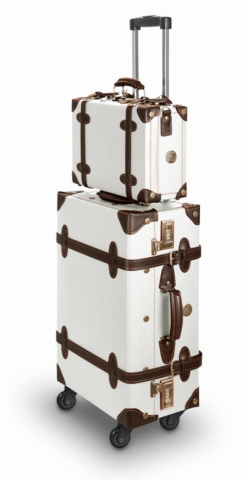 sailor koffer set gross retro punk vintage koffer pr sentiert von klang und kleid. Black Bedroom Furniture Sets. Home Design Ideas