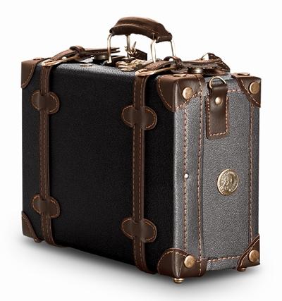 retro punk koffer adventure big messenger vintage koffer pr sentiert von klang und kleid. Black Bedroom Furniture Sets. Home Design Ideas