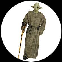 kost me von k 39 n 39 k yoda kostuem star wars costumes. Black Bedroom Furniture Sets. Home Design Ideas