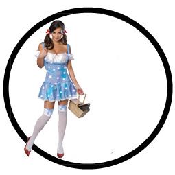 Sexy Dorothy Kostüm - Wizard of Oz - Klicken für grössere Ansicht