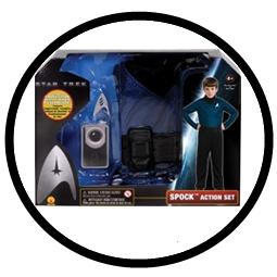 Star Trek XI Kinder Kostüm - Spock - Klicken für grössere Ansicht