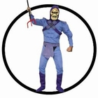 Skeletor Kost�m - Deluxe (Masters of the Universe)