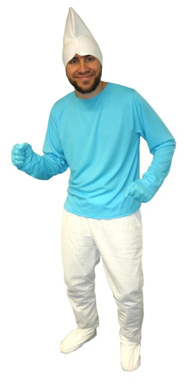 Schlümpfe Kostüm