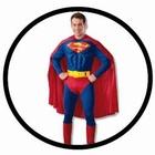 2 x SUPERMAN KOSTÜM ERWACHSENE