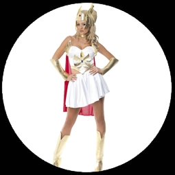 She-Ra Kost�m - Princess of Power - Erwachsene - Klicken f�r gr�ssere Ansicht
