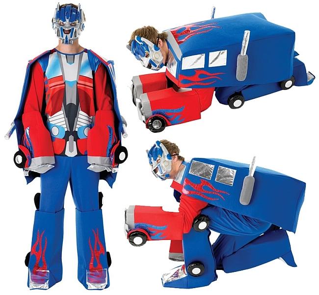 Kostüme für erwachsene transformers kostüm