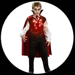 halloween kostüme kinder vampir