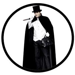 Jack the Ripper Kostüm - Klicken für grössere Ansicht