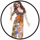 Zombie Hippie Lady Kostüm