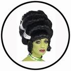 Hochsteck Perücke - Pin Up Frankie