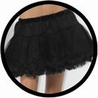 Petticoat schwarz