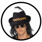 Pimp Hut mit Feder