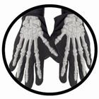 Skelett Hände Knochen Handschuhe