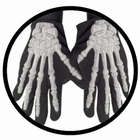 Skelett H�nde Knochen Handschuhe