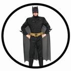 Batman Kostüm Dark Knight Rises - 3D Muskelpanzer Deluxe