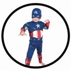 Captain America Kinder Kost�m