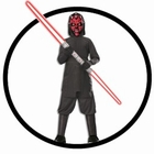 1 x DARTH MAUL KINDERKOSTÜM - STAR WARS