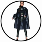 1 x DARTH VADER FEMALE - STAR WARS